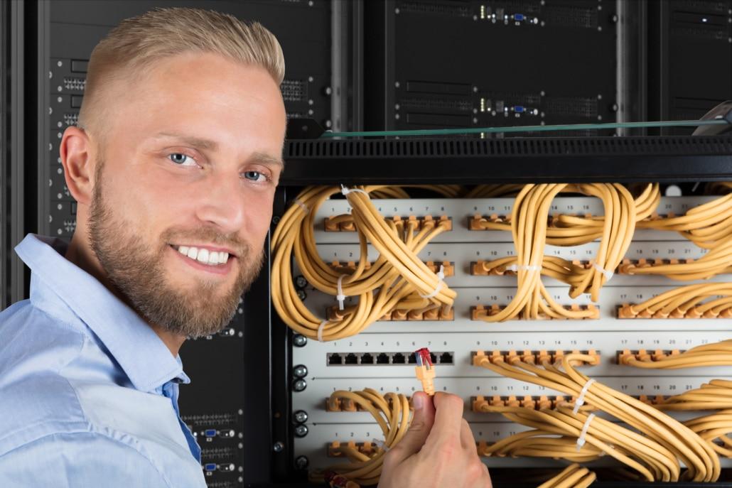 Nätverksinstallation Stockholm