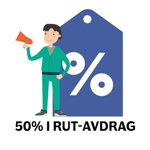 WiFi hemmanätverk - 50%